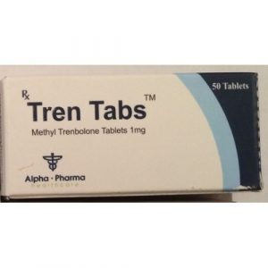 Kjøpe Methyltrienolone (Methyl trenbolone): Tren Tabs Pris